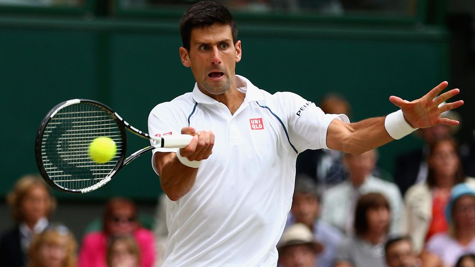 Wimbledon draw: Djokovic, Federer in same half - CNN