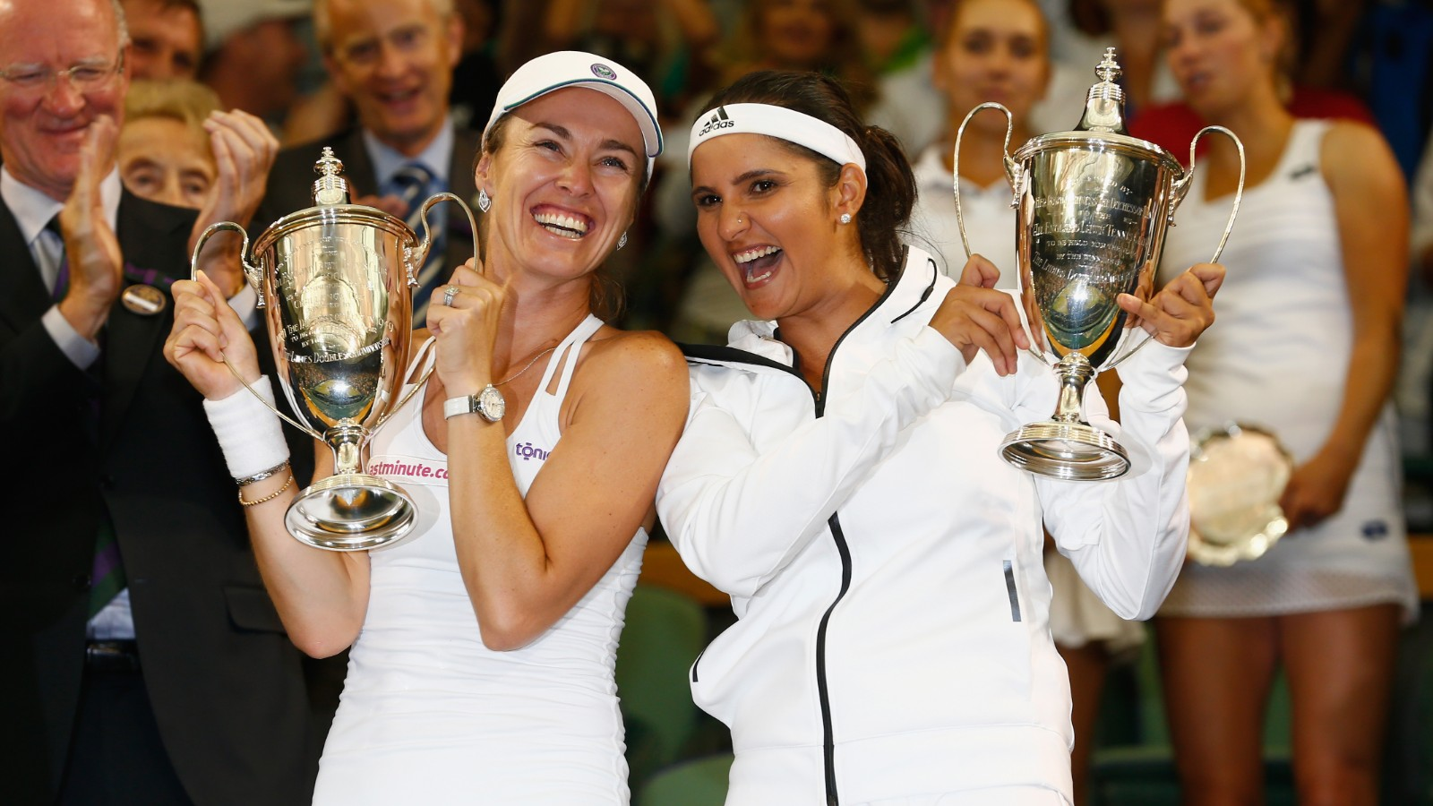 Wimbledon 2015: Sania Mirza - CNN