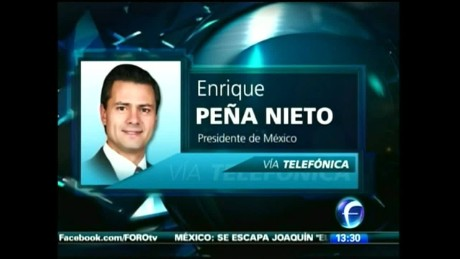 cnnee foro tv enrique pena nieto on el chapo prison break_00000000.jpg