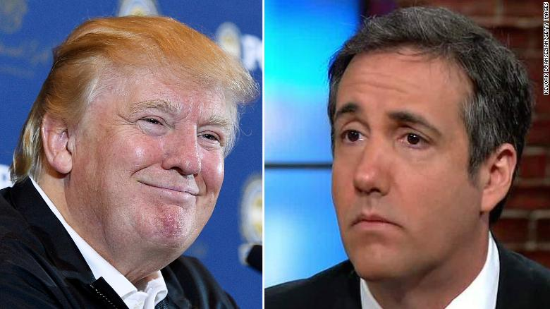 Sources: Trump fuming over Cohen raid