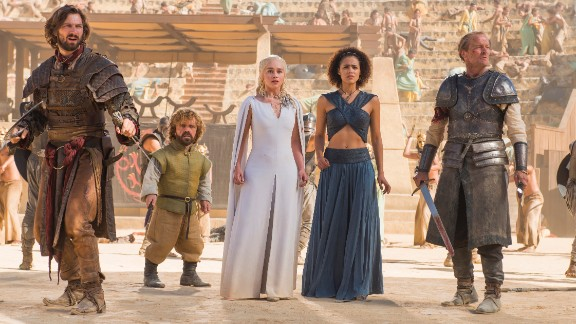 """Game of Thrones"" dominated the 67th Primetime Emmy Awards nominations with 24 nods. Outstanding drama was just one of several categories the addictive HBO show was recognized for. Other nominees in the ""outstanding drama"" category include  ""Mad Men,"" ""Orange Is the New Black,"" ""House of Cards,"" ""Better Call Saul,"" ""Downton Abbey"" and ""Homeland."" See the complete list of nominees."