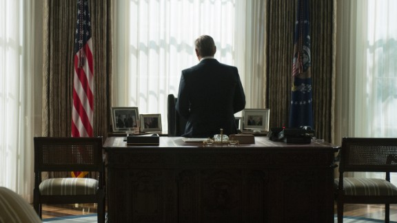 """Kevin Spacey's """"House of Cards"""" character Frank Underwood wouldn't have it any other way. Also being honored for their dramatic work are Jon Hamm (""""Mad Men""""), Kyle Chandler (""""Bloodline""""), Bob Odenkirk (""""Better Call Saul""""), Liev Schreiber (""""Ray Donovan"""") and Jeff Daniels (""""The Newsroom"""")."""