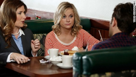 NRA uses GIF of Leslie Knope in pro-gun tweet -- and Amy Poehler is not here for it