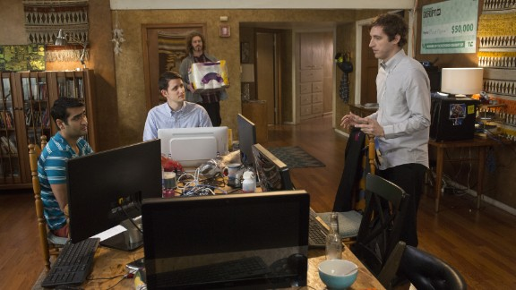 """""""Silicon Valley,"""" the quirky comedy about tech start-up life, enters the race against both stalwarts and new favorites alike, including """"Modern Family,"""" """"Veep,"""" """"Transparent,"""" """"Unbreakable Kimmy Schmidt,"""" """"Parks and Recreation"""" and """"Louie."""""""