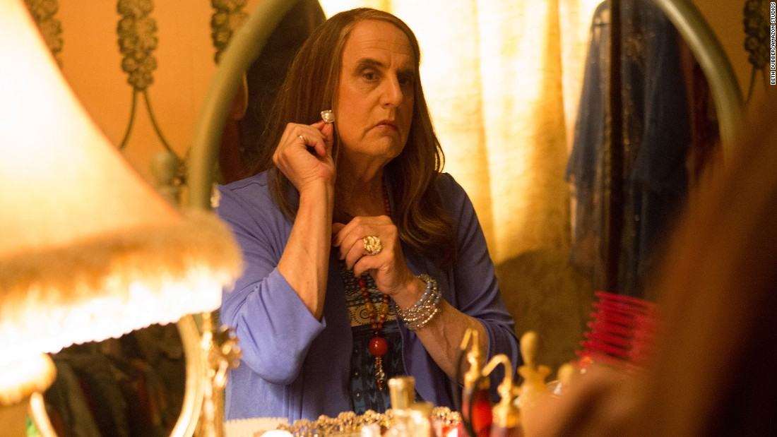 "Jeffrey Tambor's Emmy-winning performance in the Amazon original series ""Transparent"" is but one of a few LGBT representations in television according to a GLAAD study released in October 2015."