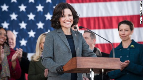 Julia Louis-Dreyfus in 'Veep' Photo: LACEY TERRELL/HBO