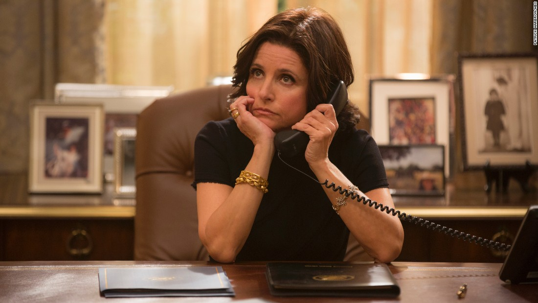 "<strong>Outstanding Lead Actress in a Comedy Series:</strong> Julia Louis-Dreyfus, ""Veep"""