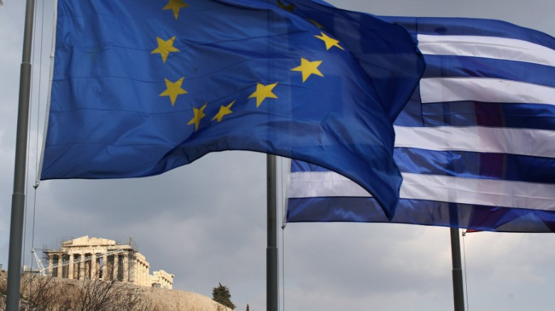 Greece given $96B in bailout money
