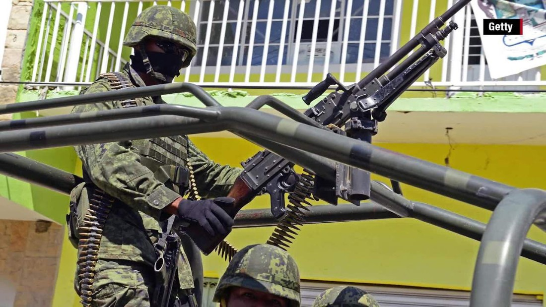 Mexico Drug War Fast Facts