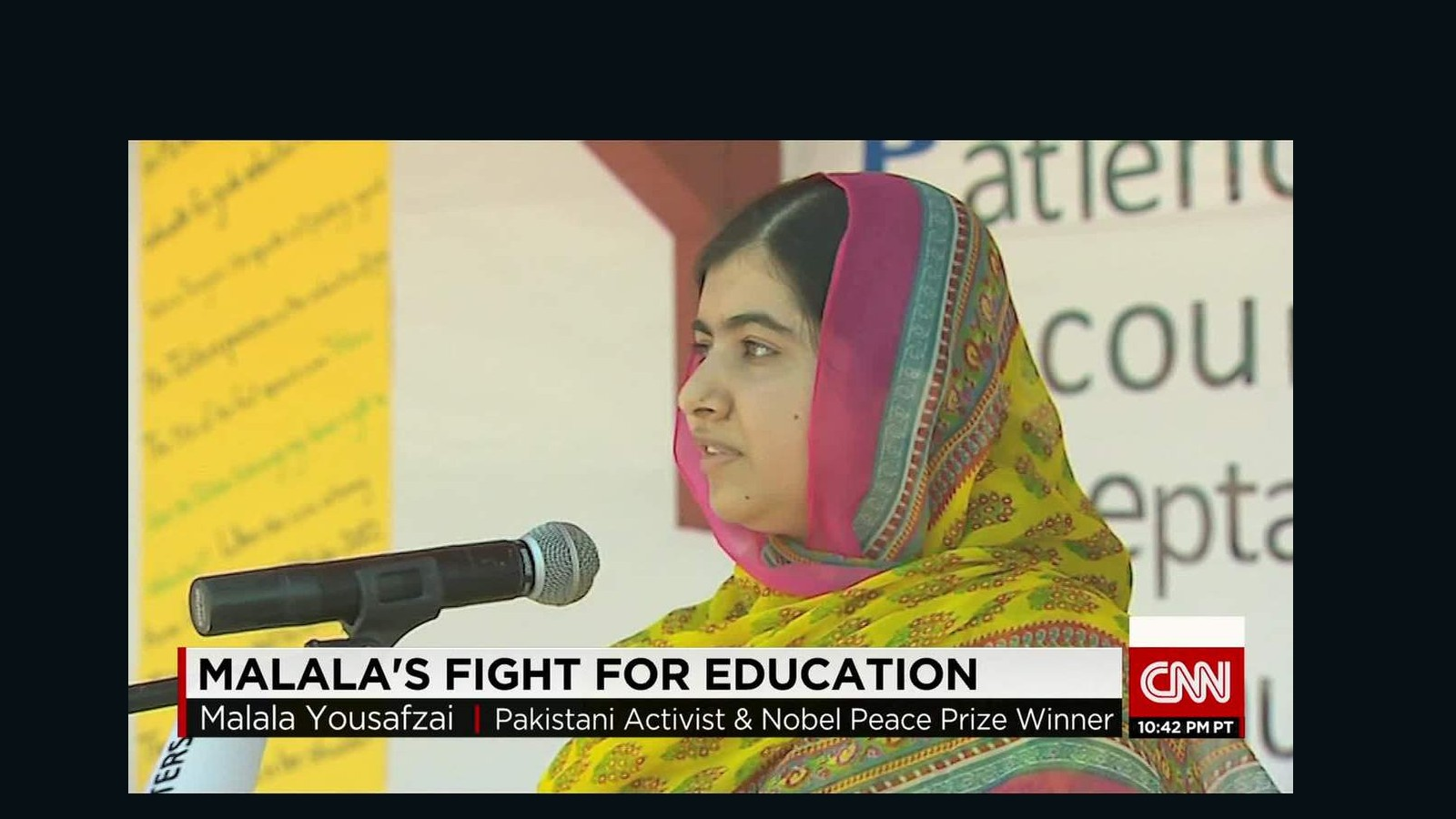 "malala yousafzais fight for education Malala in pakistan to continue girls' education fight  yousafzai has led the ""malala fund,"" which she said has invested $6 million in schools and to provide books and uniforms for ."