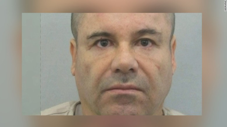 'El Chapo' hurt while escaping raid in Mexico