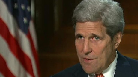 Kerry: Sanctions brought Iran to the table