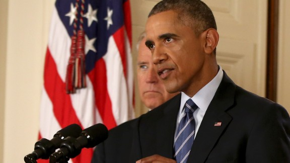 President Barack Obama conducts a press conference in the East Room of the White House in response to the Iran Nuclear Deal, on July 14, 2015 in Washington, D.C.