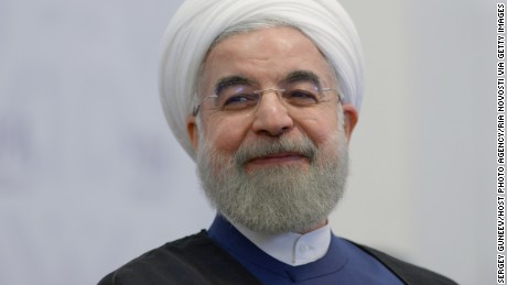 President Hassan Rouhani will likely face elections in June next year.