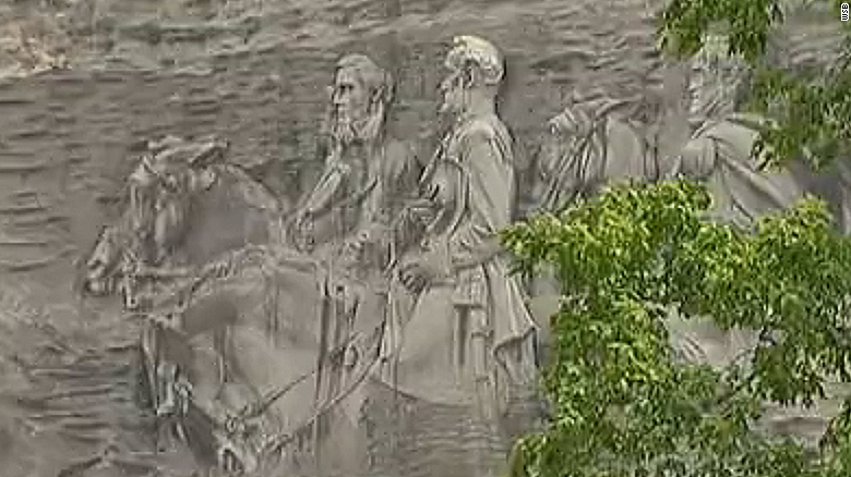 NAACP chapter: Remove faces of Confederacy from monument