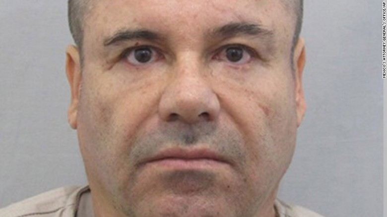 Chicago: 'El Chapo' is 'public enemy number one'