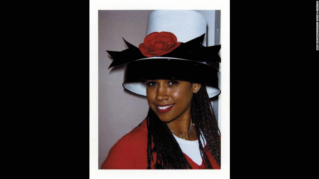 "It has been more than 20 years since ""Clueless"" hit theaters on July 19, 1995. These snapshots of the film's stars were taken on set by makeup supervisor Alan Friedman. Instead of relying on mirrors, he used Polaroids -- like this one of Stacey Dash (""Dionne"") -- to review various looks he was trying. His photos are featured in Jen Chaney's book ""<a href=""http://www.simonandschusterpublishing.com/as-if/index.html"" target=""_blank"">As If!</a>,"" published by Touchstone, a division of Simon & Schuster."