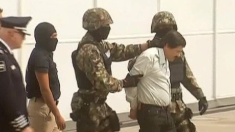 How will 'El Chapo' stay under the radar?