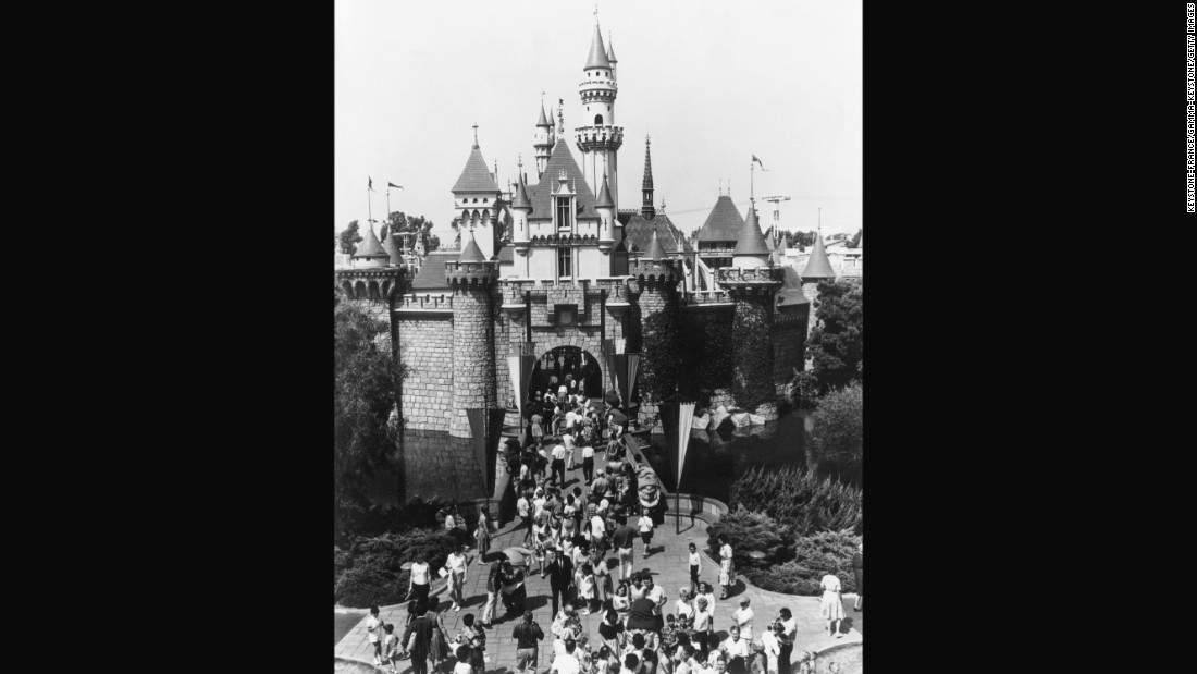 Disneyland In California Marks Its 60th Anniversary Cnn Travel