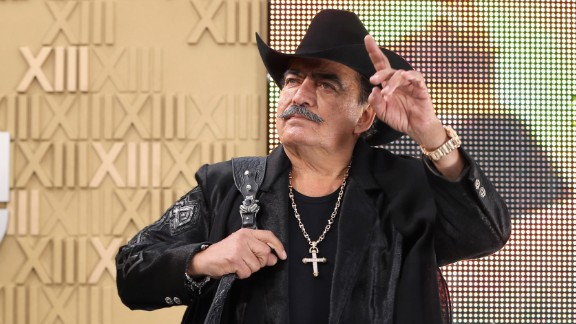 Mexican singer Joan Sebastian, a beloved performer on the airwaves and in Mexican rodeos, died July 13 at the age of 64, son Jose Manuel Figueroa told CNN en Español.