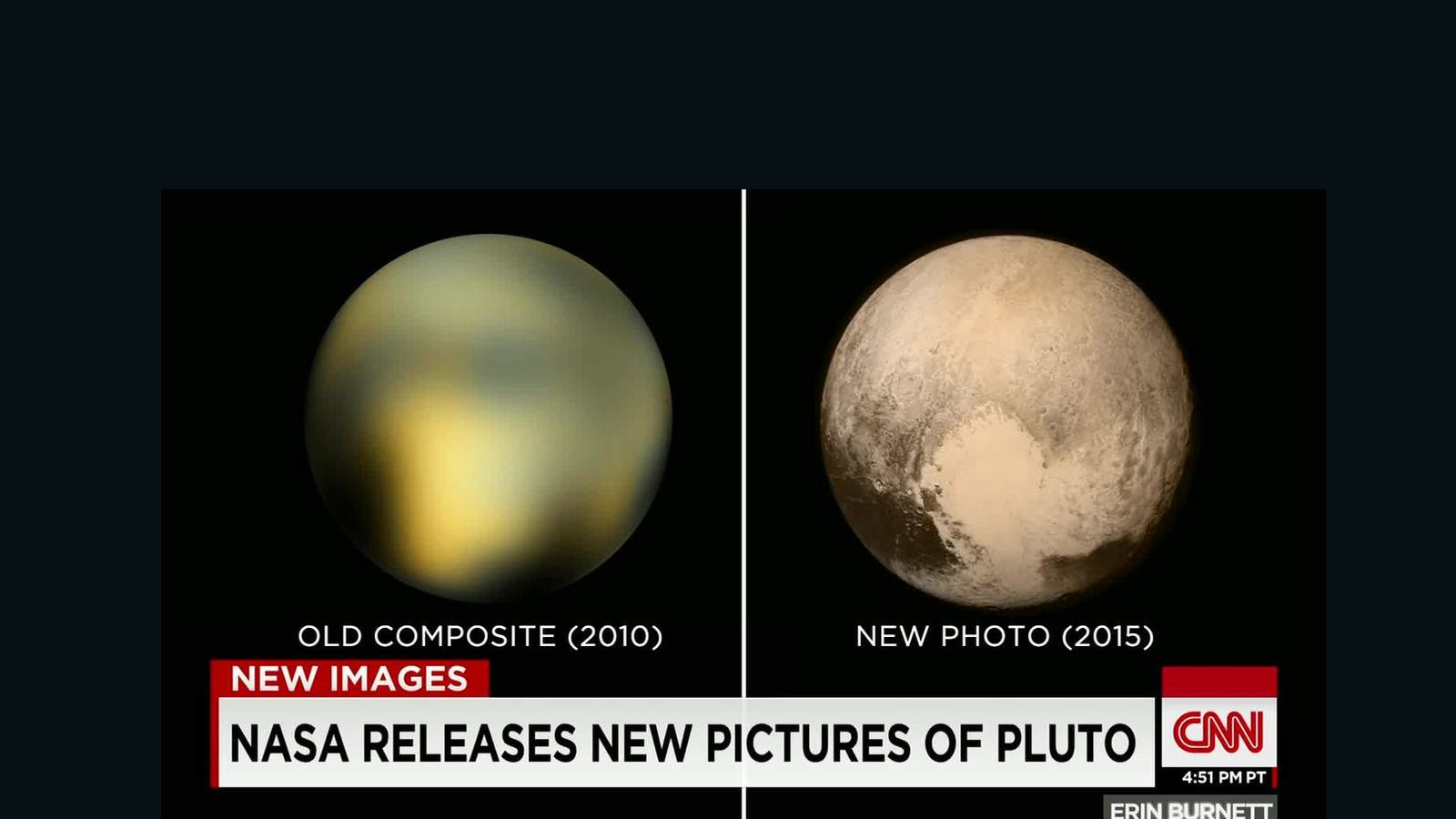 07 >> Fmr. Astronaut: We've never been this close to Pluto - CNN Video