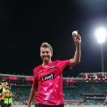 Brett Lee retires