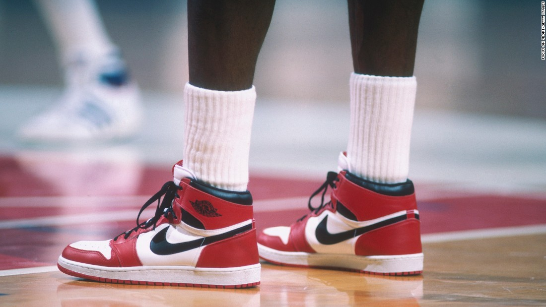 "Blue Ribbon Sports officially changed its name its name to Nike Inc. in 1978 and launched its first clothing line in 1979. But perhaps the company's biggest boom came in the 1980s when it signed basketball star Michael Jordan to an endorsement deal. The first Air Jordans hit stores in March 1985, selling at $65 a pair. It had sold $70 million worth by May, <a href=""http://espn.go.com/blog/playbook/dollars/post/_/id/2918/how-nike-landed-michael-jordan"" target=""_blank"">according to ESPN's Darren Rovell.</a>"