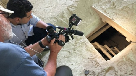 A look inside the 'El Chapo' escape tunnel