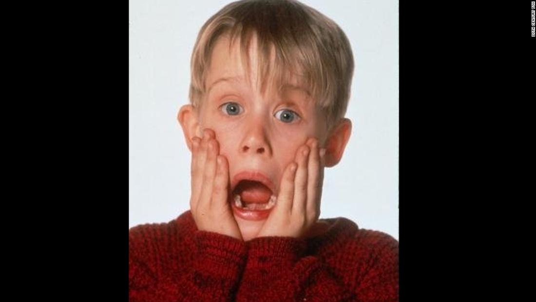 "It's hard to know which scream is better, <a href=""https://www.youtube.com/watch?v=Zlu7S8dUUBY"" target=""_blank"">Macaulay Culkin's</a> in ""Home Alone"" or <a href=""https://www.youtube.com/watch?v=YT1bU5SpwF4"" target=""_blank"">Marv's when he's being attacked by the pigeons</a> in ""Home Alone 2."""