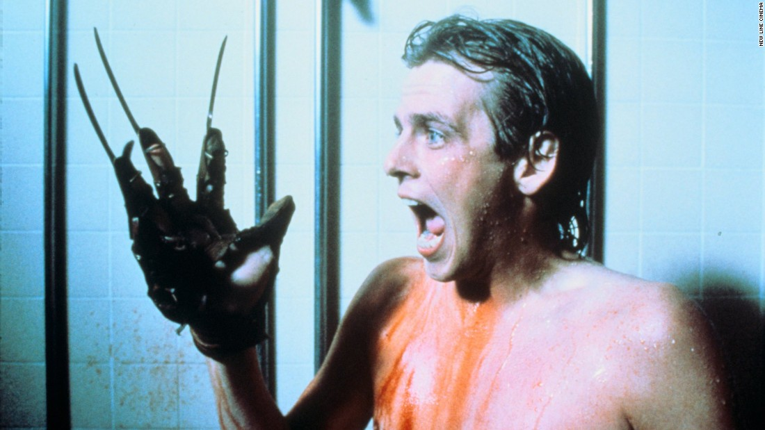 "Mark Patton is often called the first male scream queen for his part in 1985's ""<a href=""https://www.youtube.com/watch?v=5qDqmdCw4Sw"" target=""_blank"">Nightmare on Elm Street 2: Freddy's Revenge</a>."""