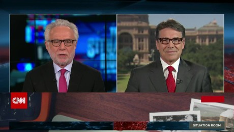"Rick Perry blasts Iran deal as ""destructive"""