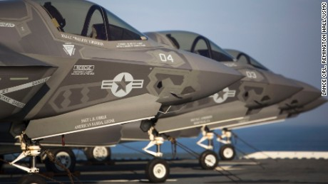 US adds platform for stealth jets to Pacific