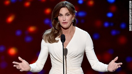 Jenner's journey: From Bruce to Caitlyn