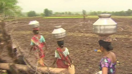 India's 'water wives'