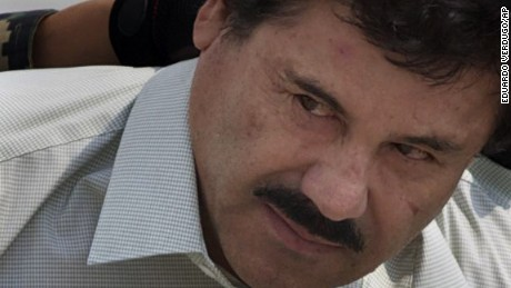 Mexican drug lord escapes
