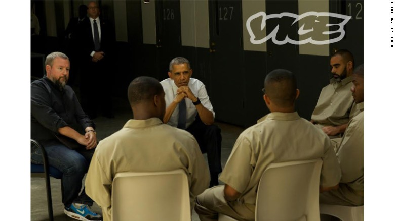 Obama's push for prison reform