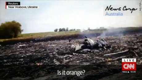 Who is responsible for MH17 crash?