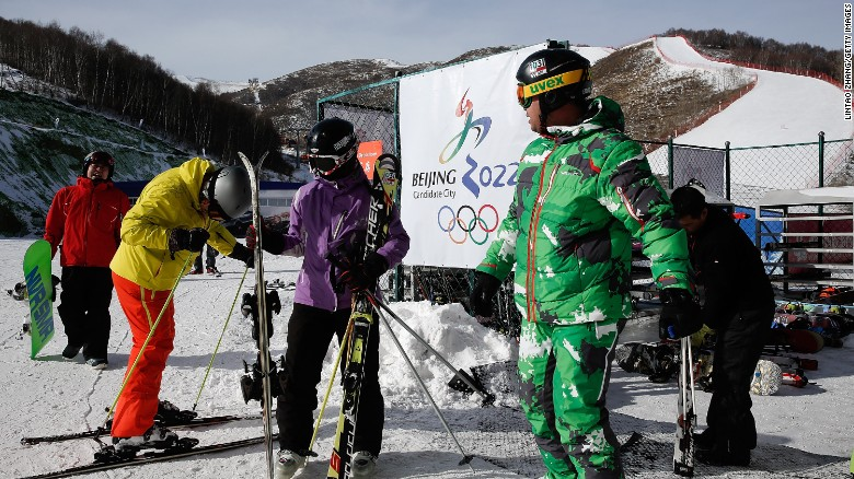 2022 Beijing Winter Olympics Fast Facts