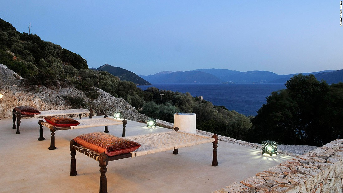 5 relaxing yoga retreats in Greece | CNN Travel