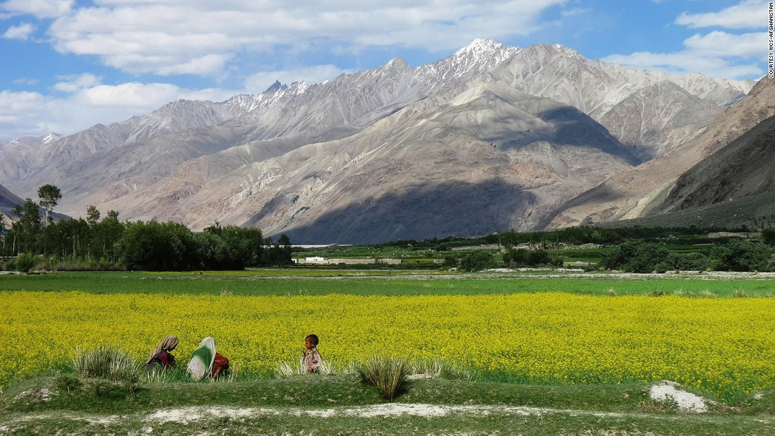 The Afghanistan government set up the Wakhan National Park to protect not only the landscape and its population of rare snow leopards, but also the traditional way of life practiced by the Wakhi and Kyrgyz communities within its borders.