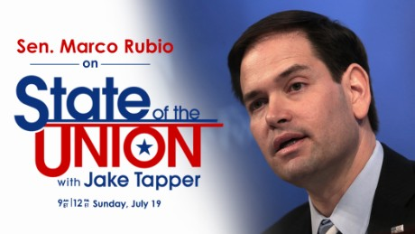 This Sunday: Exclusive with Sen. Marco Rubio