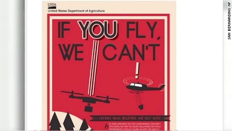 drones impede firefighters ca wildfires vercammen lok_00004615