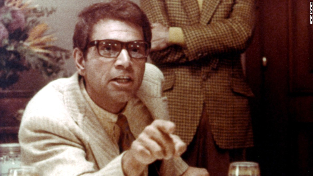 "<a href=""http://www.cnn.com/2015/07/19/entertainment/alex-rocco-godfather-actor-dies-thr-feat/"" target=""_blank"">Alex Rocco</a>, the veteran tough-guy character actor with the gravelly voice best known for playing mobster and Las Vegas casino owner Moe Greene in ""The Godfather,"" died on July 18. He was 79."