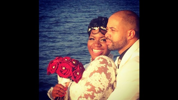 """American Idol"" season 3 winner Fantasia Barrino announced July 19 that she married fiance Kendall Taylor. The singer posted photos of their yacht wedding on her Instagram account, surprising fans who thought the couple was already married."