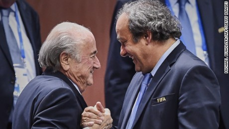 FIFA: Without Sepp Blatter, who is running football?