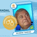 FIFA scandal collector cards Ricardo Teixeira