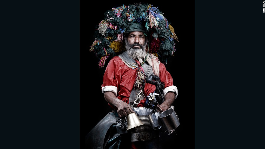 Leila Alaoui is a French-Moroccan photographer who has gained notoriety for her striking portraits.