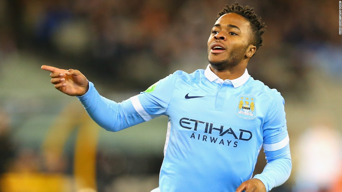 Raheem Sterling has completed his move to Manchester City from Liverpool. The 20-year-old is the most expensive English player ever, signing for a reported $76 million. He scored his first goal for the club on his debut in a friendly against AS Roma.