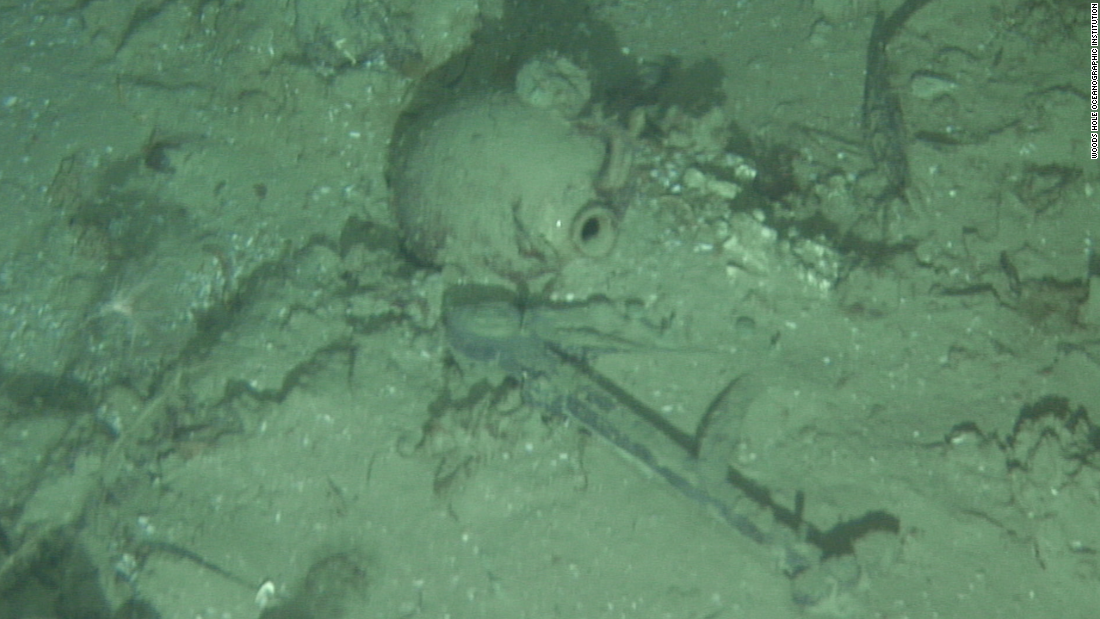 Wreckage of Captain Cook's Endeavour discovered | CNN Travel
