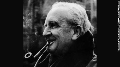 "J.R.R. Tolkien based some of ""The Lord of the Rings"" on his World War I experiences."